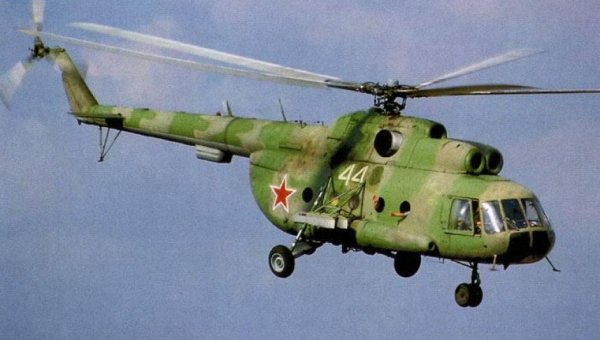 Спасатели на вертолете Ми-8 разыскивают пропавшую группу туристов из Москвы в горах Забайкалья