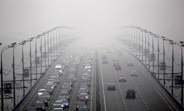 В Москве снова зафиксирован мощный выброс сероводорода