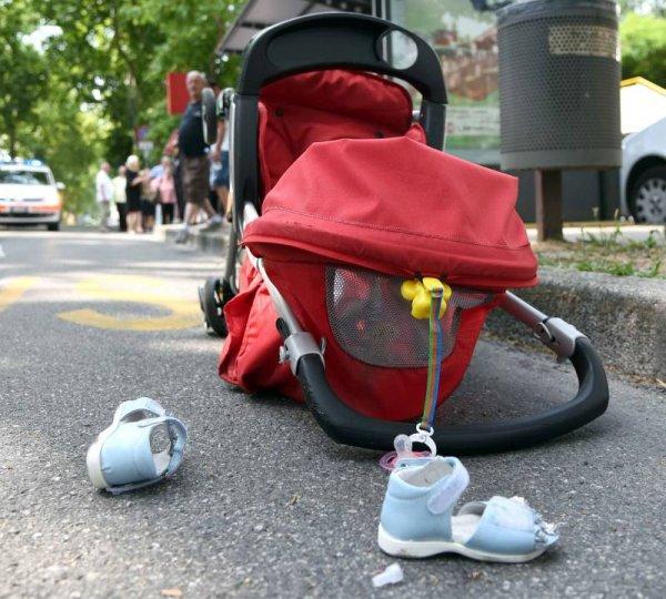 Подросток сбил молодую мать с младенцем в Липовой Роще