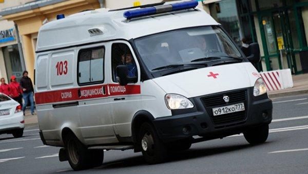 В Москве в ДТП с автобусом скончался человек
