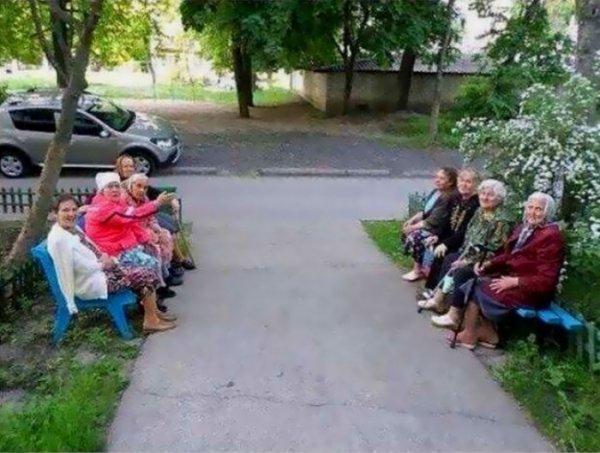 В Рязанской области старушки у подъезда помогли раскрыть преступление
