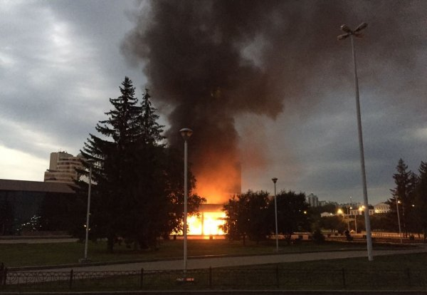 Опубликовано видео допроса водителя, протаранившего кинотеатр в Екатеринбурге
