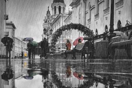 Прогноз погоды в Москве на неделю: синоптики заговорили об установлении осенней погоды с 5 сентября