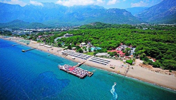 На курорте Турции утонула туристка из России