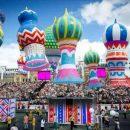 Более 400 праздничных мероприятий пройдет в Москве в рамках Дня города