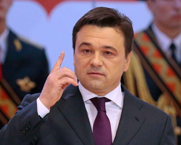 Глава Подмосковья взял под жесткий контроль ситуацию в Ивантеевке