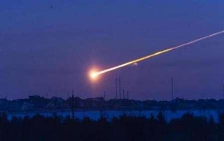 В Краснодарском крае в ночь на 9 сентября упал метеорит. ВИДЕО