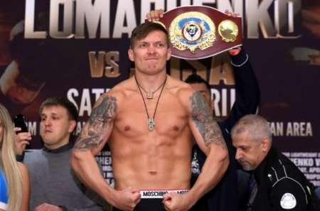 Бой Александр Усик - Марко Хук 9 сентября за титул WBO в 1-м тяжелом весе: прямая онлайн трансляция