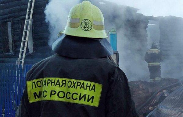 В результате пожара в Брянской области погибла семья из трех человек