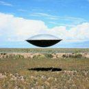 В небе над Девоном британец заметил черный сферический НЛО. ФОТО