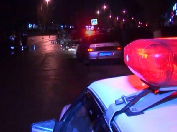 В Подмосковье КамАЗ выехал на встречку и протаранил восемь машин