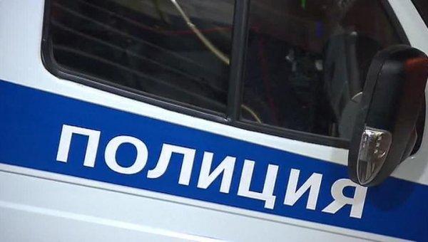 В центре Москвы молодая пара занялась сексом