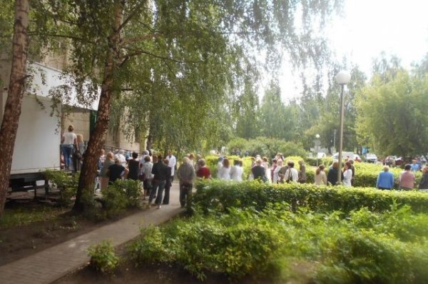 В Перми эвакуировали школу из-за бомбы