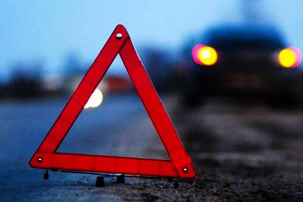 В Петербурге во время ДТП пострадали три человека