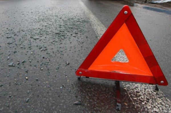 В массовом ДТП в Москве пострадало два человека