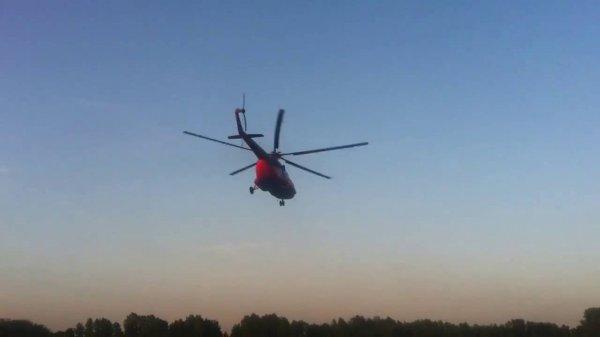 Провожая вертолет с президентом Таджикистана погиб директор местного аэропорта