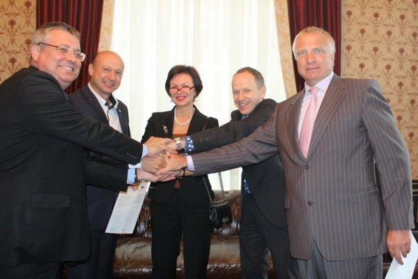 Торгпреда России в Голландии Черевко эвакуируют спецбортом из Амстердама
