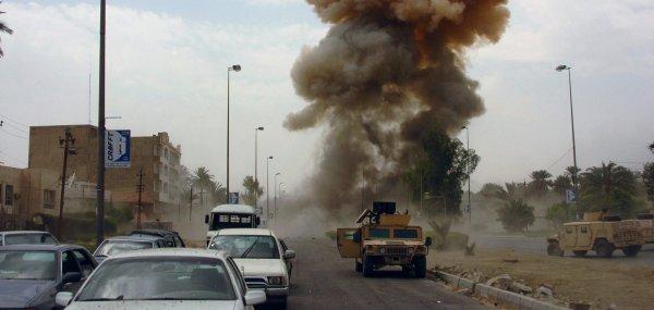 На юге Ирака теракт стал причиной гибели 50 человек