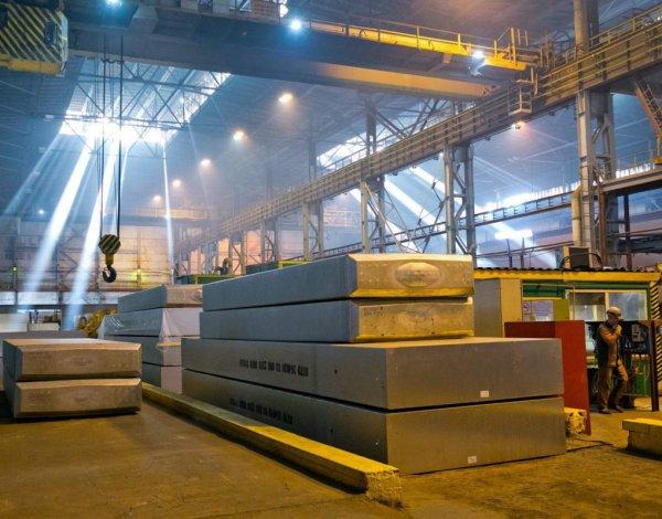 В Братске на алюминиевом заводе произошел энергосбой