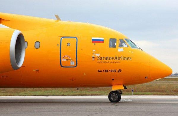 В Петербурге отменили рейс по причине попадания птицы в мотор самолета