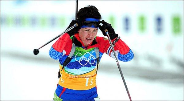 Пострадавшая в аварии под Красноярском биатлонистка Медведцева очнулась