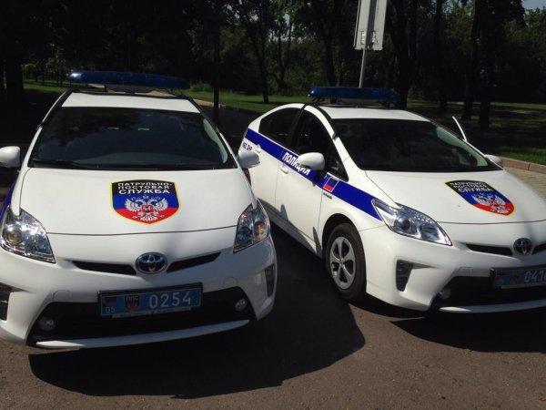 В Донецке сработало самодельное взрывное устройство