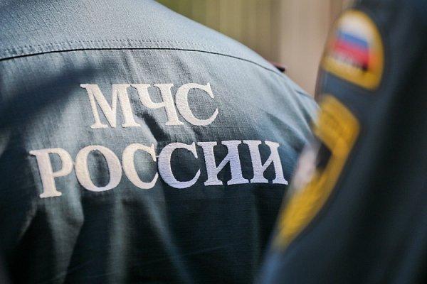 Спасатели эвакуируют здание мэрии в Ростове