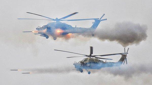 СМИ: Расследованием инцидента с выстрелом по зрителям вертолета Ка-52 займется спецкомиссия