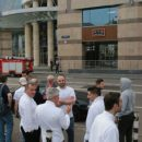 Источник: Эвакуированы 14 районных управ Москвы