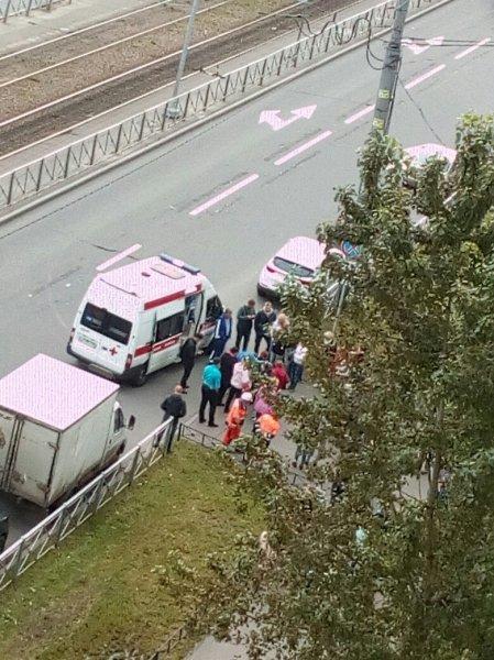 В Петербурге трое мужчин одновременно потеряли сознание