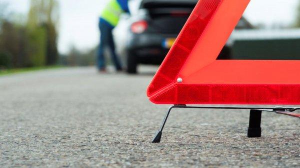 В ДТП при участии двух грузовиков в Приморье погиб водитель