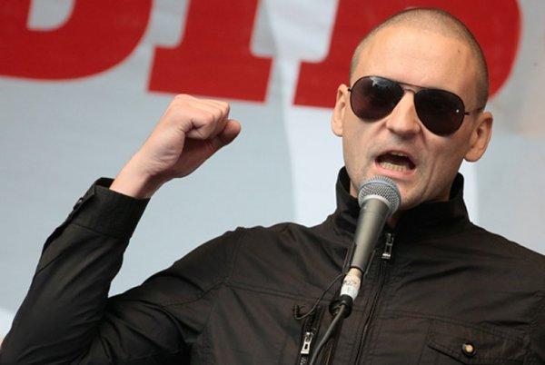 Оппозиционер Удальцов рассказал, как его задержали в центре Москвы