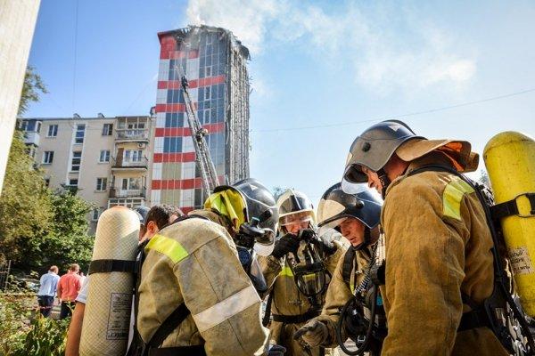 Более 180 человек эвакуировали из психдиспансера в Тверской области вследствие возгорания
