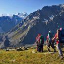 На горном хребте в Башкирии разбились туристы из Екатеринбурга