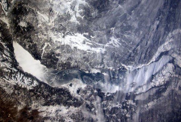 На Байкале зафиксировали сильное землетрясение