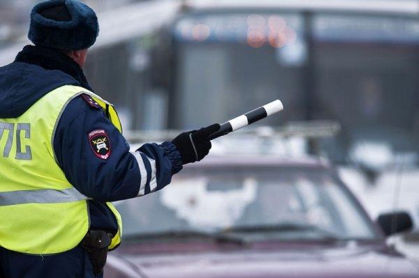 На Новом Арбате иномарка сбила насмерть работника ГИБДД