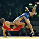 В Краснодаре на турнире по вольной борьбе произошла массовая драка