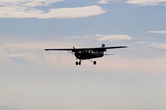 В реку в Костромской области рухнул легкомоторный частный самолет