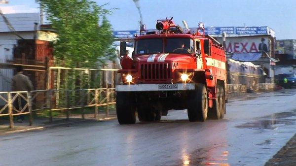 В Пермском крае в жилом доме раздался взрыв