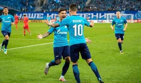«Зенит» - «Реал Сосьедад»: счет 3:1, обзор матча от 28.09.2017, видео голов
