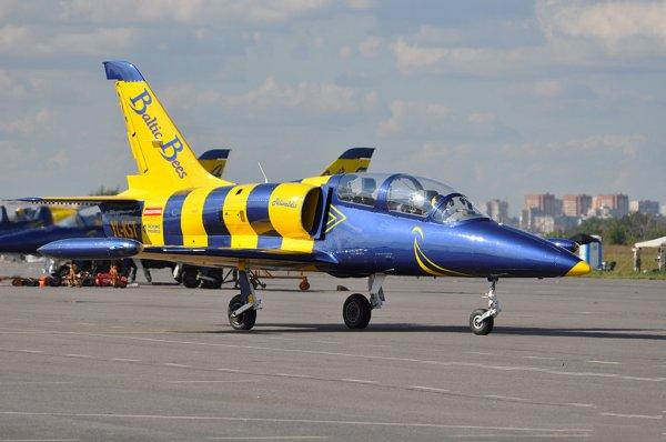 На Украине разбился военный самолет