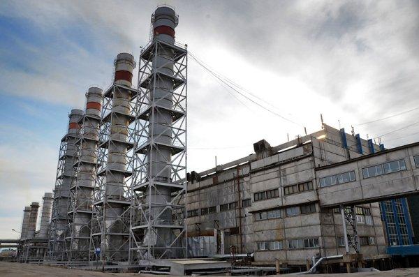 Опубликован ролик пожара на Якутской ГРЭС