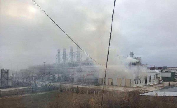После аварии на Якутской ГРЭС СК возбудил уголовное дело