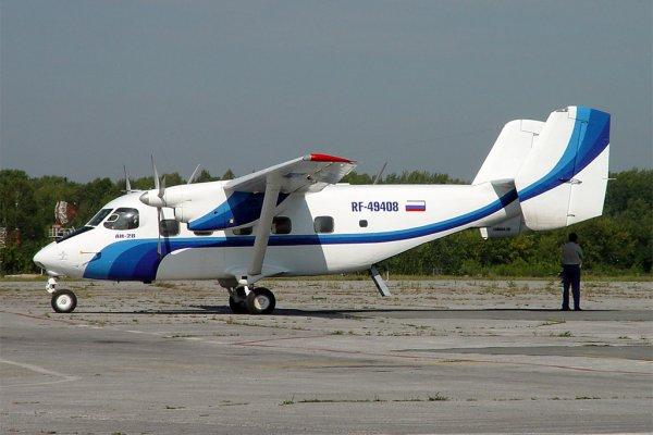 Недалеко от Алма-Аты упал санитарный самолет Ан-28