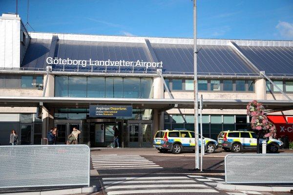 В аэропорту Швеции задержали пассажира со взрывчаткой