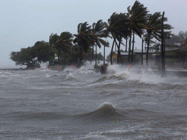 Ураган «Нэйт» добрался до штата Миссисипи