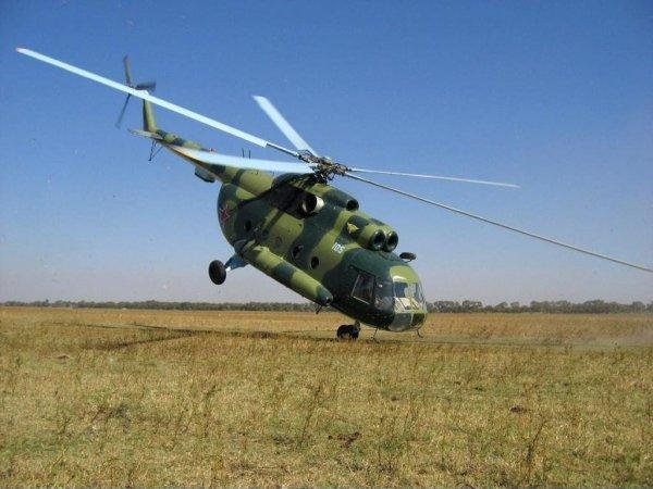 В Латвии разбился вертолет, есть погибшие