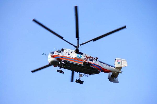 В Тюменской области на борту вертолета санавиации скончался ребенок