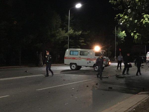 В Пятигорске случилось смертельное ДТП с участием BMW X5
