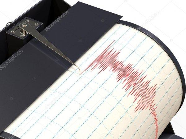 Возле Камчатки произошло землятресение магнитудой 5,3